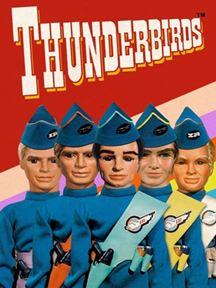 Thunderbirds em ação