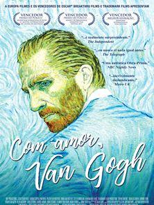Com Amor, Van Gogh Trailer Legendado