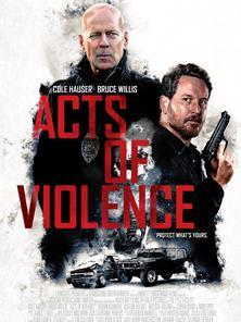 Atos de Violência Trailer Dublado