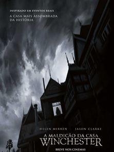 A Maldição da Casa Winchester Trailer Legendado
