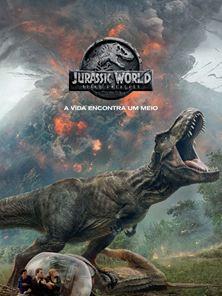 Jurassic World: Reino Ameaçado Trailer (2) Legendado