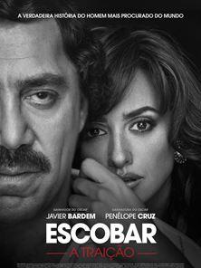 Escobar - A Traição Trailer Legendado