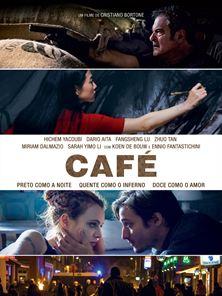 Café Trailer Legendado