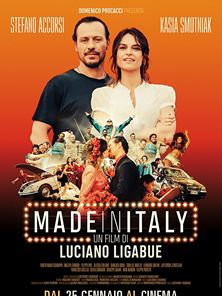 Made in Italy Trailer Legendado