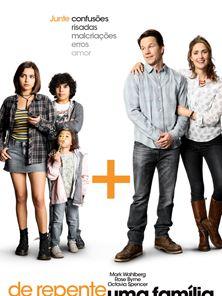 De Repente uma Família Trailer Original