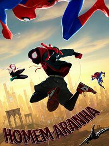 Homem-Aranha no Aranhaverso Trailer Legendado
