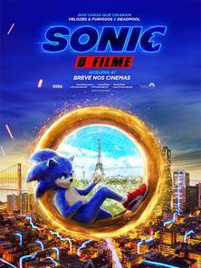 Sonic - O Filme Trailer Legendado