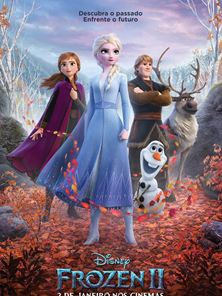 Frozen 2 Trailer (1) Dublado