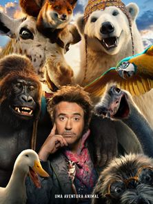 Dolittle Trailer Dublado