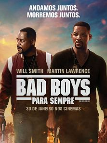 Bad Boys para Sempre Trailer (2) Legendado