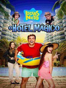 Luccas Neto em: o Hotel Mágico Trailer Oficial