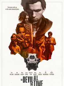 O Diabo de Cada Dia Trailer Legendado