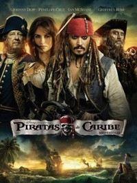 Piratas do Caribe - Navegando em Águas Misteriosas