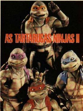 As Tartarugas Ninja II - O Segredo do Ooze