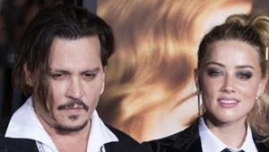 Johnny Depp é acusado de violência doméstica contra Amber Heard