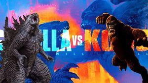 Godzilla vs Kong pode ser lançado em serviço de streaming
