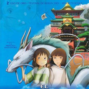 A Viagem de Chihiro : Poster