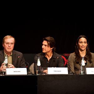 Missão Impossível - Protocolo Fantasma : Foto Brad Bird, Paula Patton, Tom Cruise
