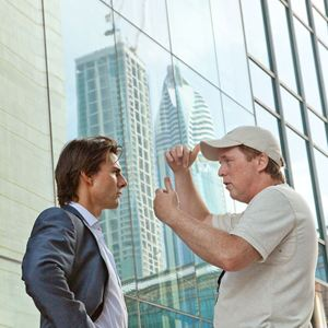 Missão Impossível - Protocolo Fantasma : Foto Brad Bird, Tom Cruise