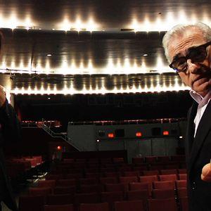 Foto Keanu Reeves, Martin Scorsese