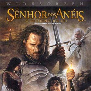 O Senhor dos Anéis - O Retorno do Rei : Poster
