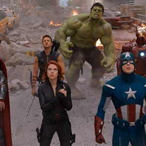 Os Vingadores - The Avengers : Foto