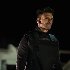 Capitão América 2 - O Soldado Invernal : Foto Frank Grillo