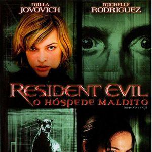 Resident Evil - O Hóspede Maldito : Poster