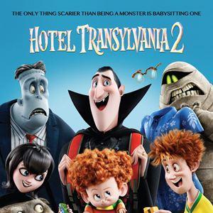 Hotel Transilvânia 2 : Poster