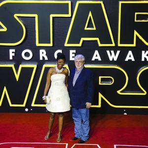 Star Wars - O Despertar da Força : Vignette (magazine) George Lucas