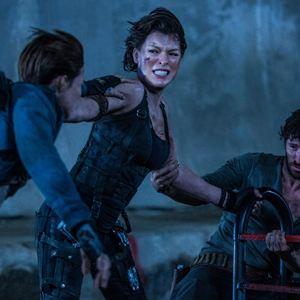 Resident Evil 6: O Capítulo Final : Foto Eoin Macken, Milla Jovovich, Ruby Rose
