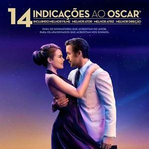 La La Land - Cantando Estações : Poster
