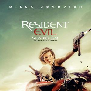 Resident Evil 6: O Capítulo Final : Poster