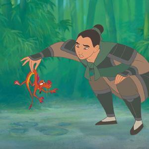 Mulan : Foto