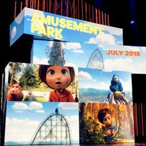 O Parque dos Sonhos : Vignette (magazine)