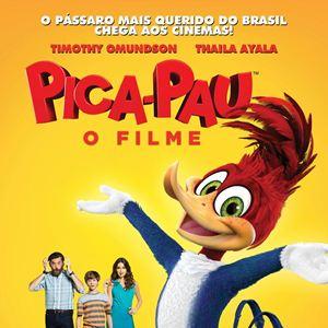 Pica-Pau: O Filme : Poster