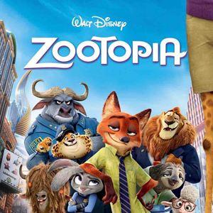 Zootopia: Essa Cidade é o Bicho : Poster