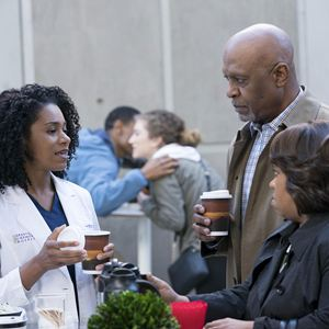 Foto Chandra Wilson, James Pickens Jr., Kelly McCreary