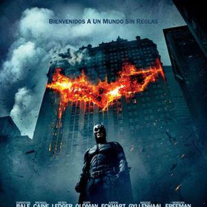Batman - O Cavaleiro Das Trevas : Poster
