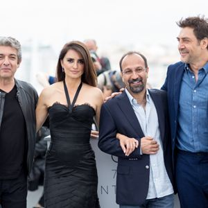 Todos Já Sabem : Vignette (magazine) Asghar Farhadi, Javier Bardem, Penélope Cruz, Ricardo Darín