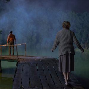 A Sereia - Lago dos Mortos : Foto