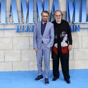 Mamma Mia! Lá Vamos Nós de Novo : Vignette (magazine) Benny Andersson, Björn Ulvaeus