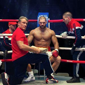 Creed II : Foto Dolph Lundgren, Florian Munteanu