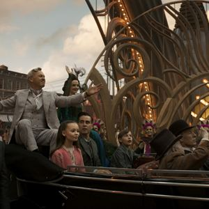 Dumbo : Foto Colin Farrell, Eva Green, Michael Keaton