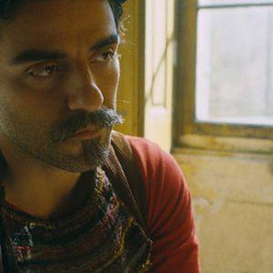 No Portal da Eternidade : Foto Oscar Isaac