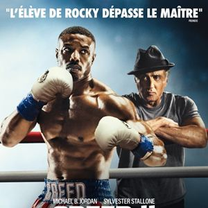 Creed II : Poster