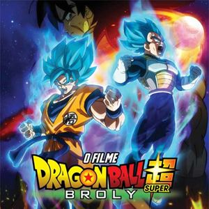 Dragon Ball Super Broly : Poster