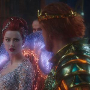 Aquaman : Foto Amber Heard