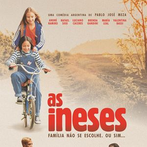 As Ineses : Poster