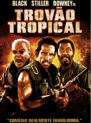 Trovão Tropical